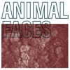 SOLIDS / Animal Faces : Split 7""